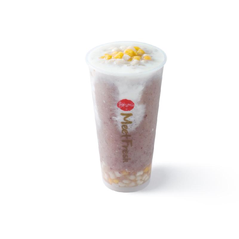 芋见红豆冰沙-茶品系列
